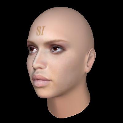 FaceGen: Jessica Alba #2